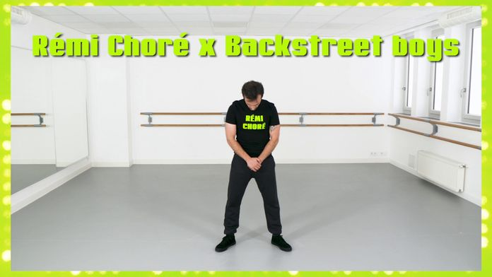 Rémi Choré - S1 - Rémi Choré x Backstreet Boys