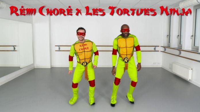 Rémi Choré - S1 - Rémi Choré x Tortues Ninja
