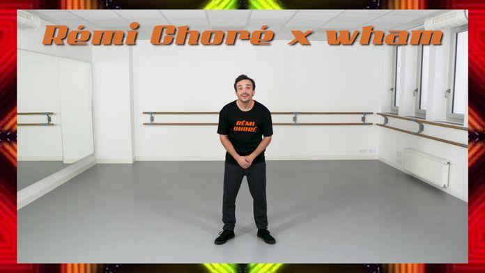 Rémi Choré - S1 - Rémi Choré x Wham!