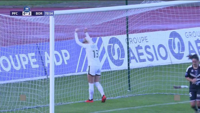 Le résumé de Paris FC / Bordeaux