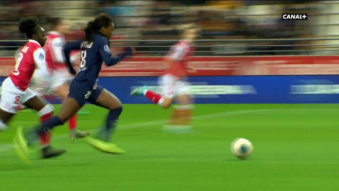 Grace Geyoro donne l'avantage au PSG !