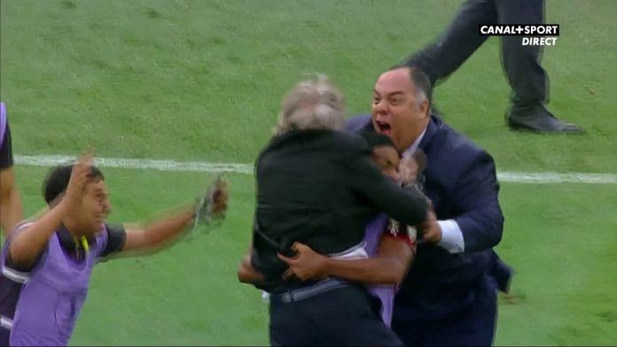 Flamengo Campeón de Copa Libertadores