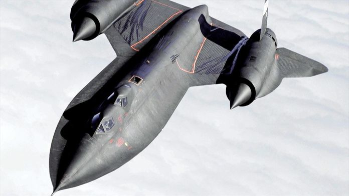 Avions espions et missions secrètes