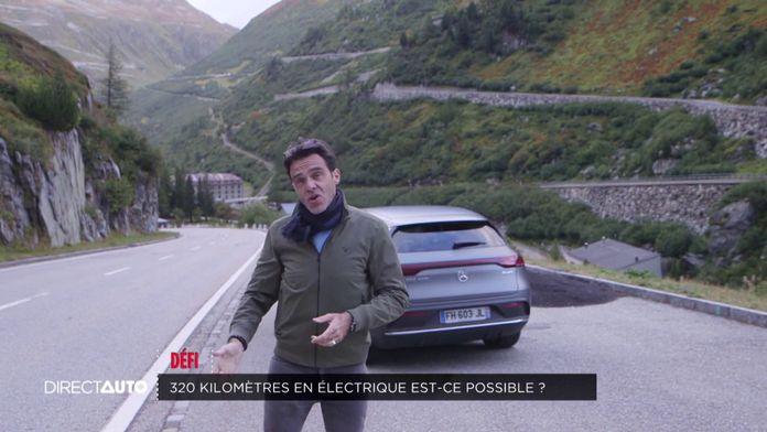 Défi : 320 kilomètres en électrique, est-ce possible ?
