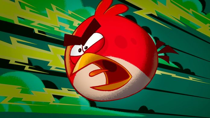 Angry Birds Toons : The Bird That Cried Pig
