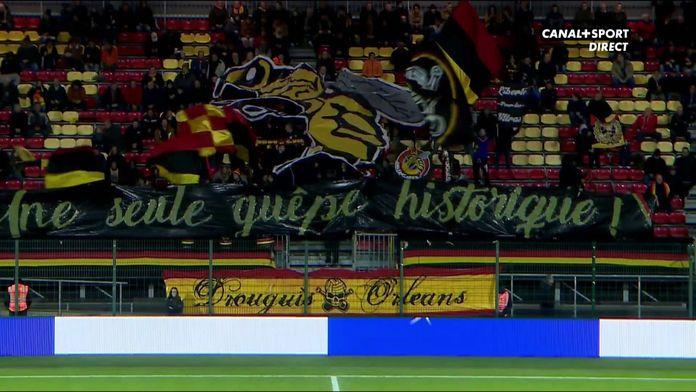 Le résumé de Orléans / Valenciennes