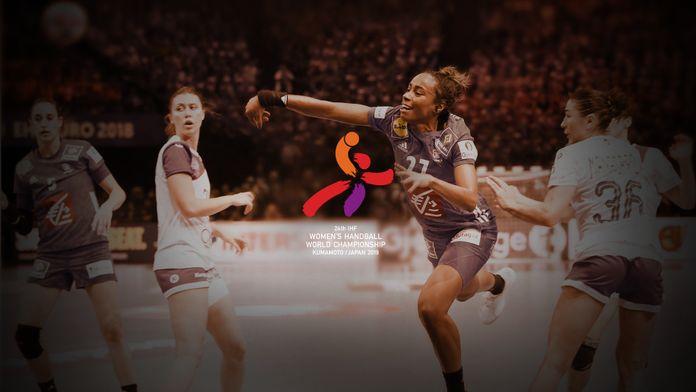 Handball - France / Corée du Sud