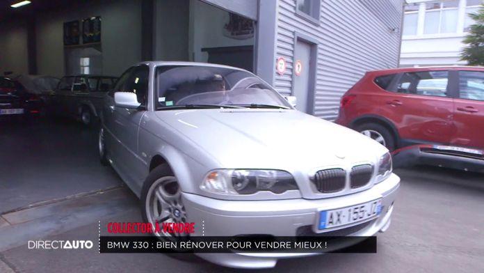 Collector à vendre : BMW 330
