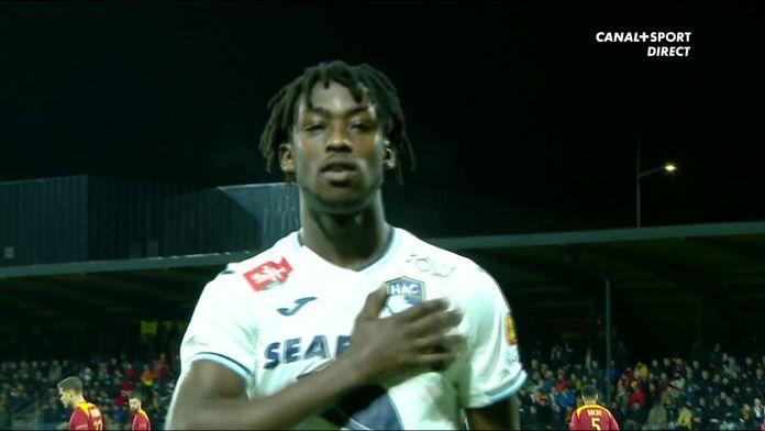 Ligue 2 - Tous les buts de la 16ème journée