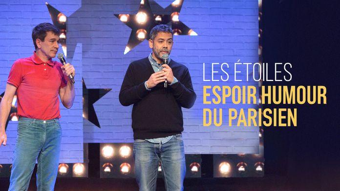 Les étoiles espoir humour du Parisien