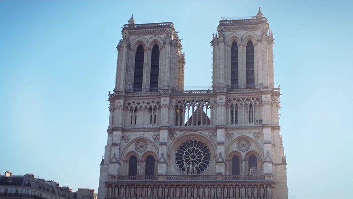 Le drame de Notre Dame & le film