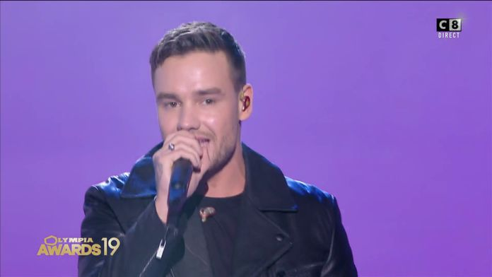 Liam Payne - Stack It Up (LIVE)