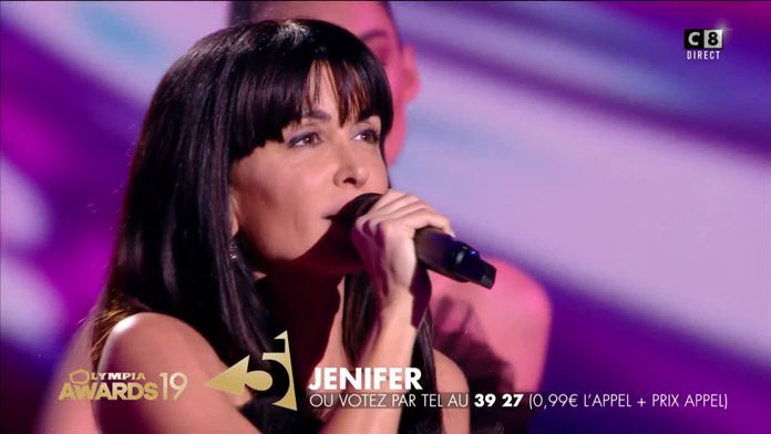 Jenifer - On oublie le reste (LIVE)