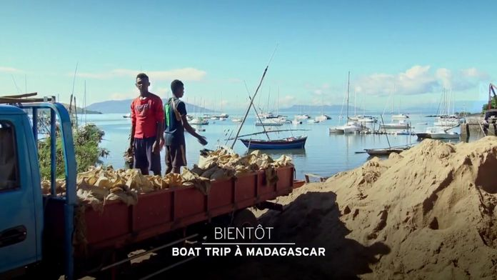 Boat trip à Madagascar
