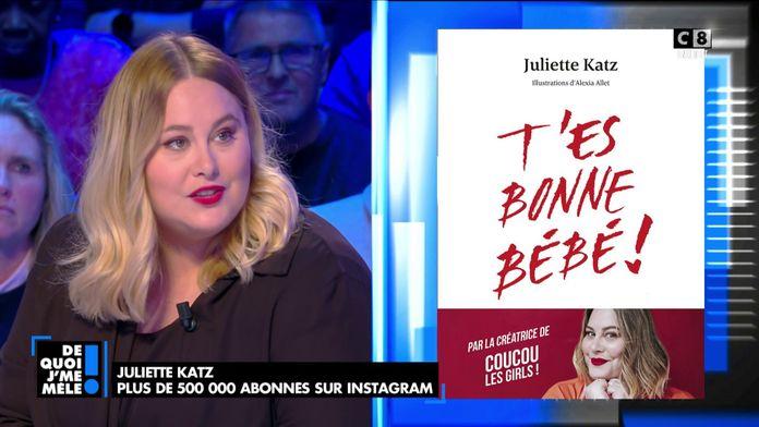 """""""T'es bonne bébé"""" de Juliette Katz dénonçant la grossophobie"""