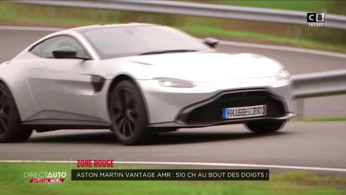 Zone Rouge : Aston Martin Vantage AMR