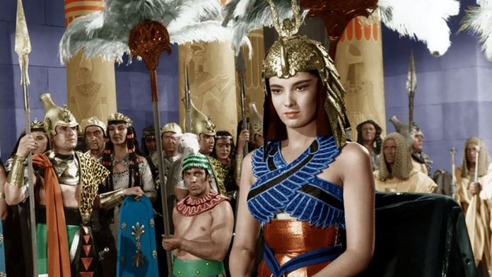 Les légions de Cléopâtre