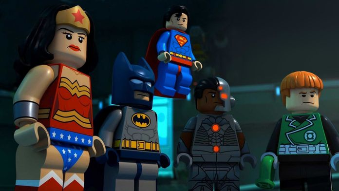 Lego DC Comics Super Heroes : Batman, la Ligue des Justiciers