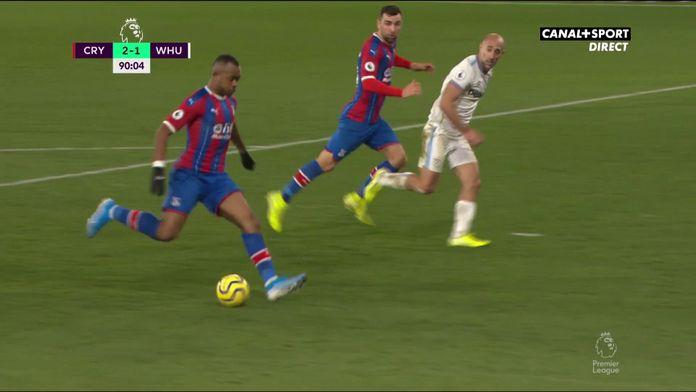 Le résumé de Crystal Palace / West Ham United