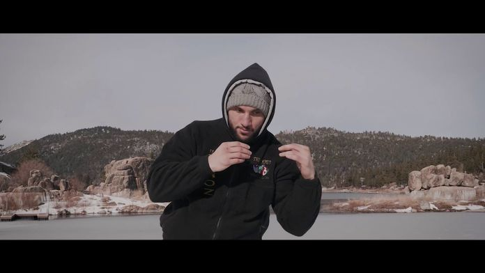 Arsen Goulamirian, la préparation intensive à Big Bear Lake