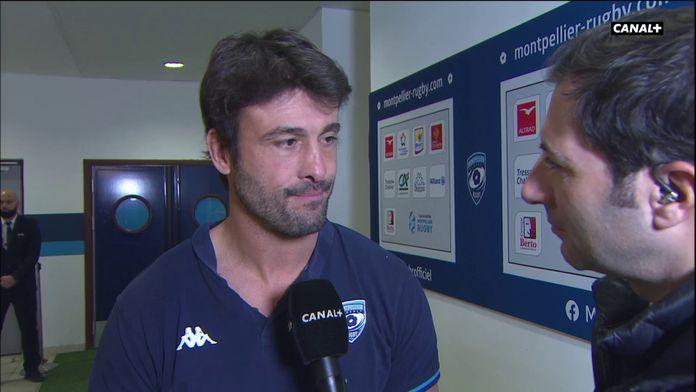 """Xavier Garbajosa : """"Un match compliqué"""""""