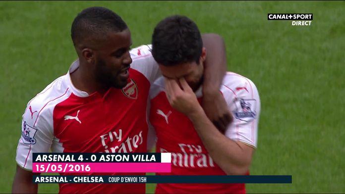 Archives : le dernier match d'Arteta avec Arsenal