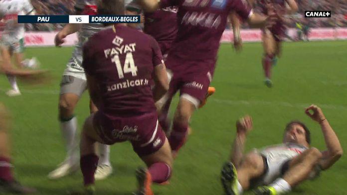 Le résumé Jour De Rugby de Pau / Bordeaux-Bègles