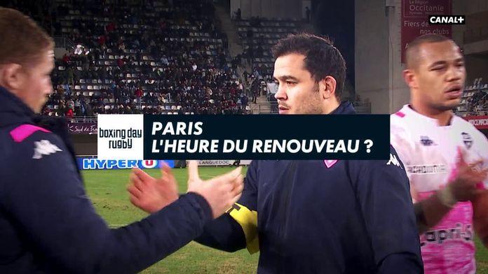 Le résumé Jour De Rugby de Montpellier / Stade Français