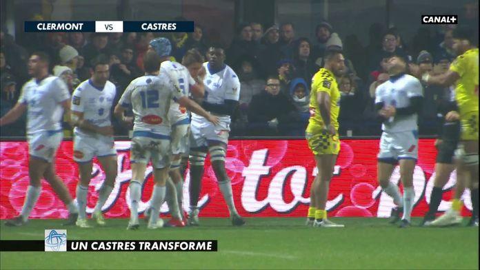 Le résumé Jour De Rugby de Clermont / Castres