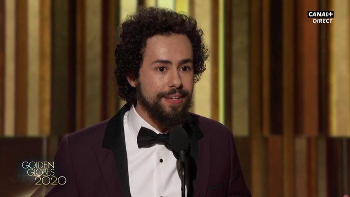 Ramy Youssef - Meilleur Acteur Comédie - Golden Globes 2020