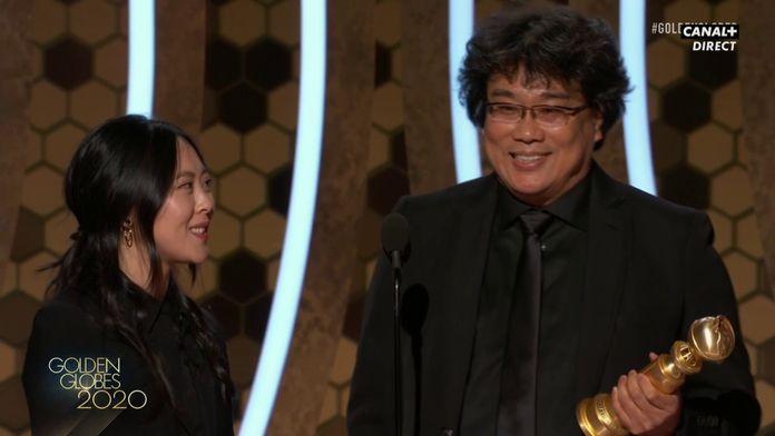 Meilleur film étranger - Parasite - Golden Globes 2020