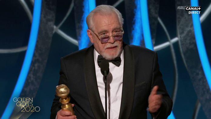 Brian Cox - Meilleur acteur drama (Série) - Golden Globes 2020