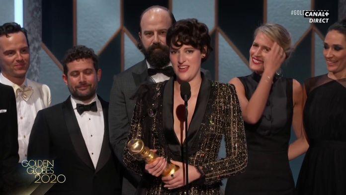 Fleabag - Meilleure série Comédie - Golden Globes 2020