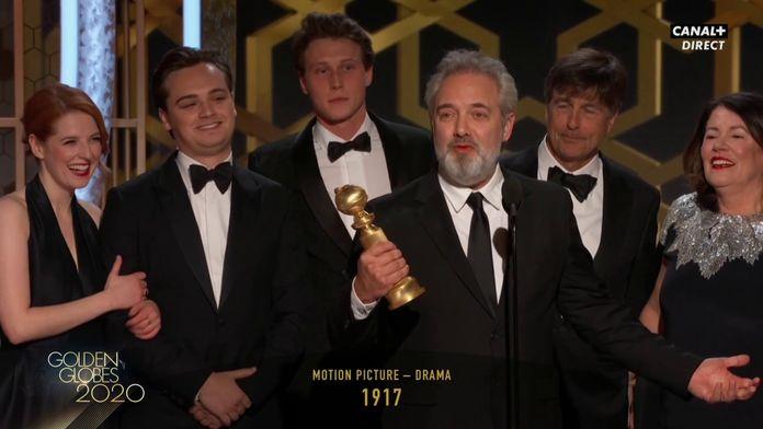 1917 - Meilleur film dramatique - Golden Globes 2020