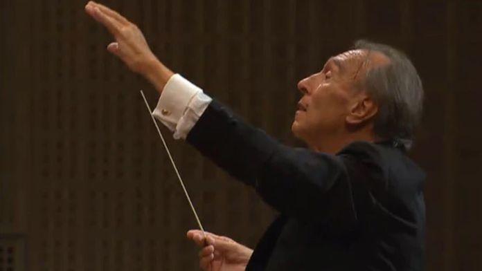 Claudio Abbado dirige la Symphonie n°3