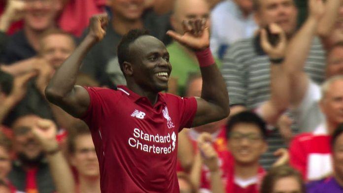 Le top buts de Sadio Mané !