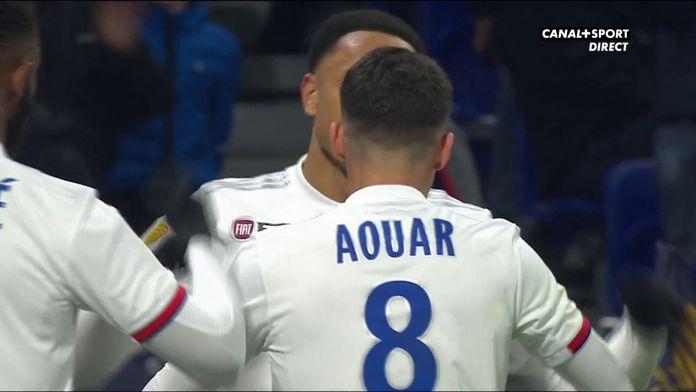 Aouar double la mise pour Lyon