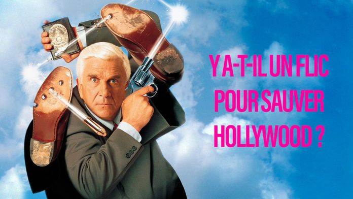 Y a-t-il un flic pour sauver Hollywood ?, l'ultime outrage