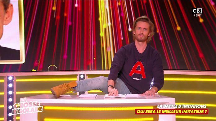 Quand Philippe Lacheau imite Cyril Hanouna !
