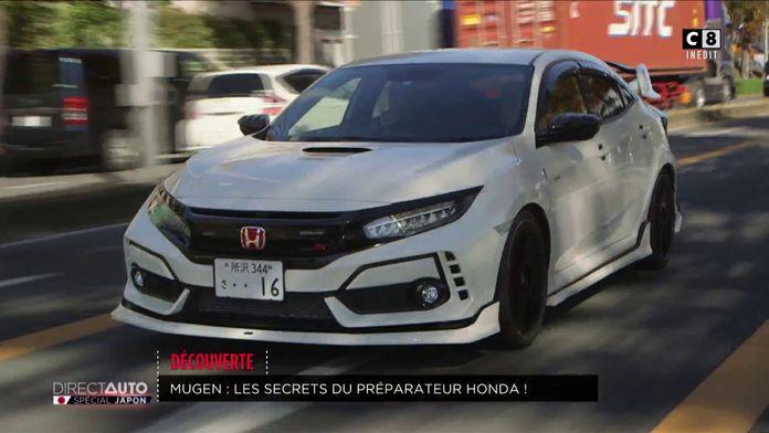 Mugen : les secrets du préparateur Honda