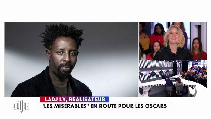 """Ladj Ly : """"Les Misérables"""" en route vers les Oscars"""