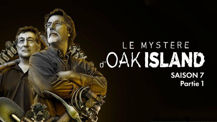 Le mystère d'Oak Island Saison 7