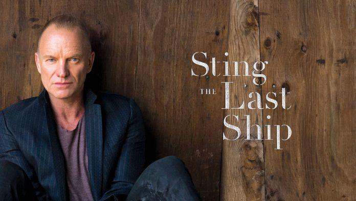 Sting : The Last Ship