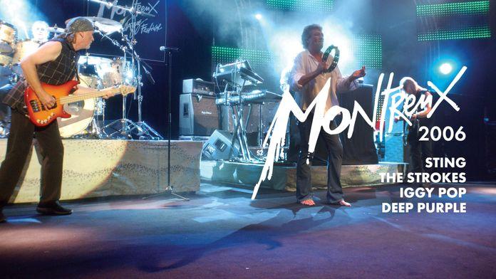 Montreux 2006 : Sting, The Strokes, Iggy Pop, Deep Purple