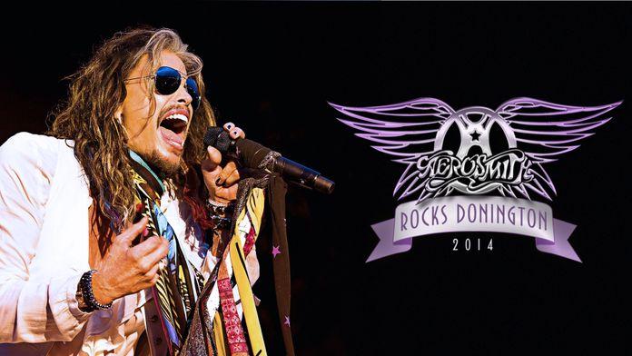 Aerosmith : Rocks Donnington