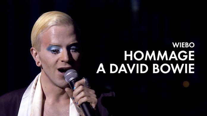 WieBo Hommage a David Bowie
