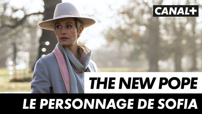 Cécile de France est... Sofia Dubois