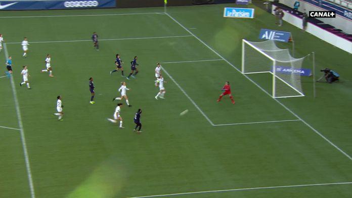 Kadidiatou Diani ouvre le score pour le PSG