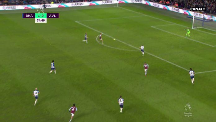 Le résumé de Brighton / Aston Villa - Premier League