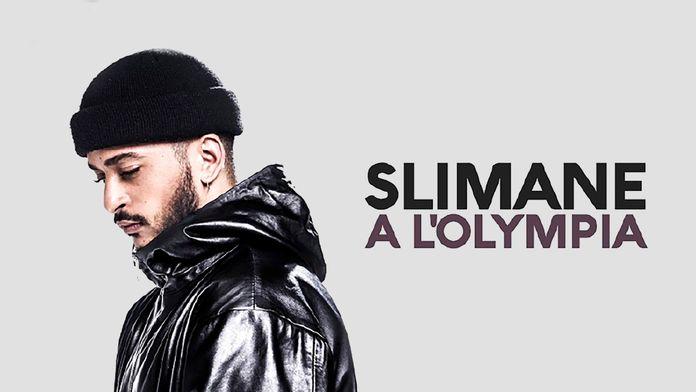 Slimane à L'Olympia